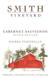 2013 Estate Cabernet Sauvignon | Smith Vineyard | Grass Valley